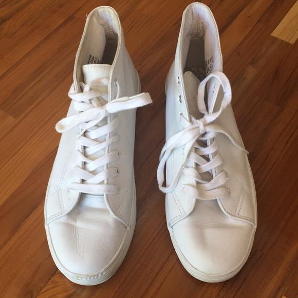 Keds Shoes | Keds Leather High Top